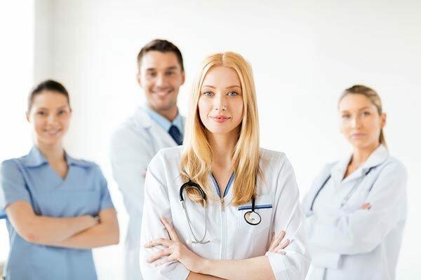 Приём к врачу