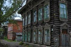 О чём рассказывают оконные наличники русских домов (Томск)