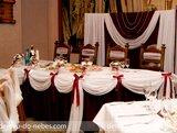 Свадебный банкет ( до 100 персон) в холле 1-го этажа
